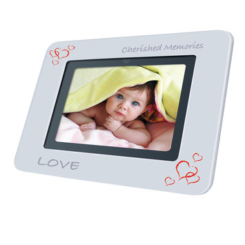 Coby 7 in. Widescreen Digital Picture Frame