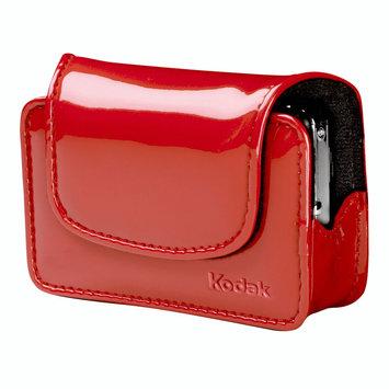 Kodak Chic Patent Camera Case - Top-loading - Red
