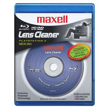 Maxell BRHD-LC Blu-Ray HD-DVD Lens Cleaner