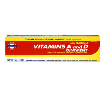 Little Ones Ointment Baby Vitamin A & D 4 Ounce - KMART CORPORATION