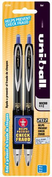 uni-ball Signo Gel 207 Roller Ball Retractable Pens