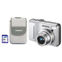 Samsung 10MP Digital Camera Bundle with 1GB SD Card