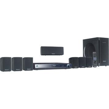 Panasonic 7.1 Channel Blu ray Disc 1080p Upconverting Home Theater System - Panasonic