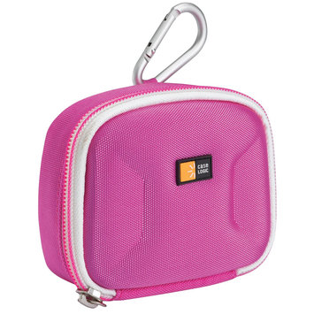 Case Logic Eva Hardshell Digital Camera Case, Pink - CASE LOGIC, INC.