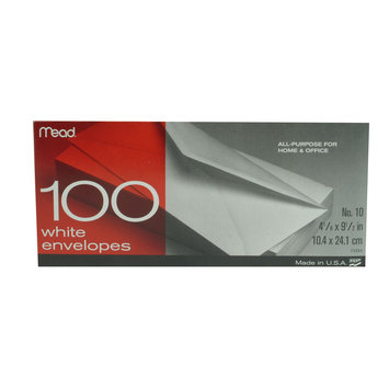 Kmart Corporation Office Select Security Envelopes 200ct