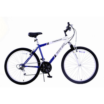 Titan Trail 2.0 Men's 18-Speed Mountain Bike