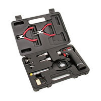 MASTER APPLIANCE MT-76K Hand Torch Kit, Butane