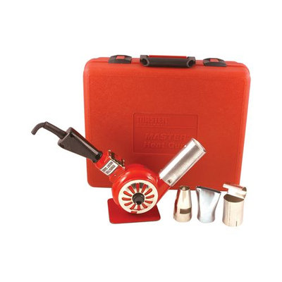 Master Appliance Heat Gun w/3 Attachments & Case