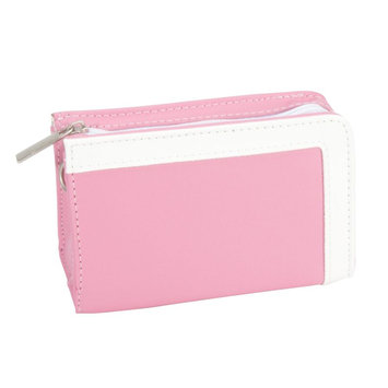 Hi Pro Genuine Leather Camera Case - Pink