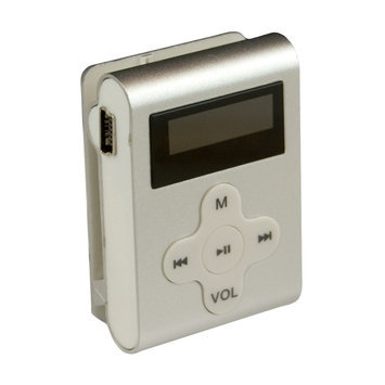 Mach Speed 2GB MP3 Player Silver - Mach Speed