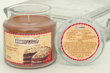 Hanna's Candles Hershey's Kitchen Scented Soy Candle - Mound's German Chocolate Cake