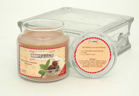Hanna's Candles Hershey's Kitchen Scented Soy Candle - Whoppers Chocolate Milkshake