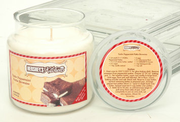 Hanna's Candles Hershey's Kitchen Scented Soy Candle - York Peppermint Pattie Brownies