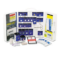 First Aid Only Smartcompliance Large Cabinet Kit - Plastic Case (1001 40 2)