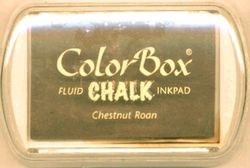 Clearsnap ColorBox Fluid Chalk Inkpad-Chestnut Roan