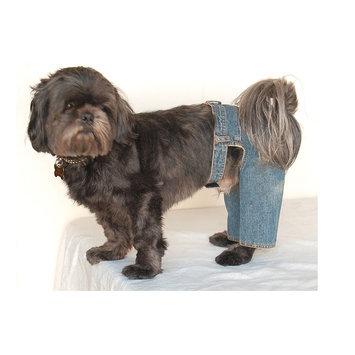 M & D Elecparts Company Ltd. Anima Soft Denim Jean with adjustable waist - Large