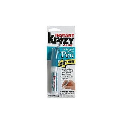 Elmersxacto Instant Krazy Glue Home Office Gel KG82648R