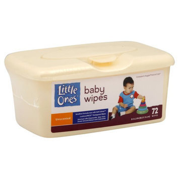 Kmart Corporation Baby Wipes, Unscented, 72 wipes