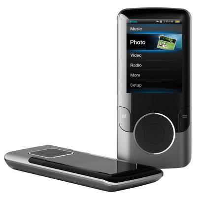 Coby MP707-8G 8GB Video MP3 Player - Black