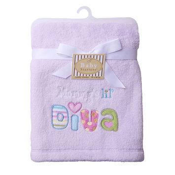Harry V Rashti & Co. Inc. Baby Starters Plush Blanket with