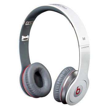Apple Computers Beats by Dr. Dre Solo High-Performance Headphones with ControlTalk - White