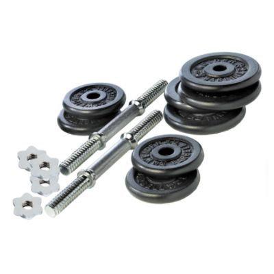 Weider 40 lb. Cast Iron Weight Set