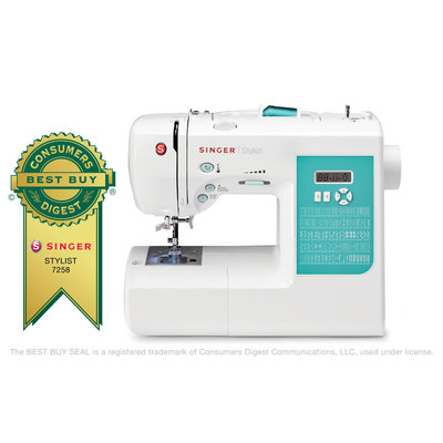 Singer Electronic 100 Stitch Stylist Sewing Machine - Singer