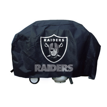 Caseys Oakland Raiders Deluxe BBQ / Grill Cover