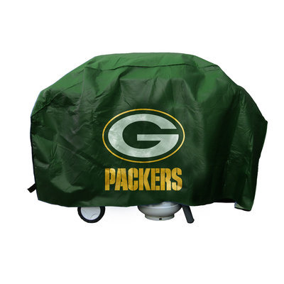 Rico Green Bay Packers Deluxe Barbeque Grill Cover
