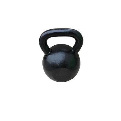 Sunny Health & Fitness Black Kettle Bell-60LB
