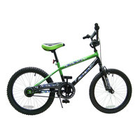 Cam Consumer Products, Inc. Upland 20 Boys Storm Bike - CAM CONSUMER PRODUCTS, INC