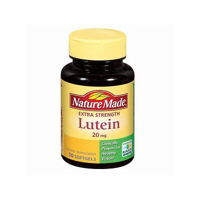 ture Made Lutein, Extra Strength - PHARMAVITE