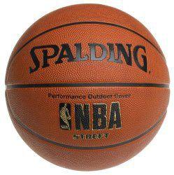 Spalding NBA Street Outdoor Rubber Basketball (29.5)