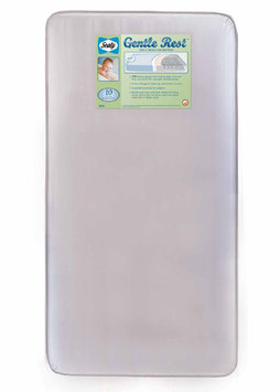Sealy Crib Mattress Baby Gentle Rest - Sealy