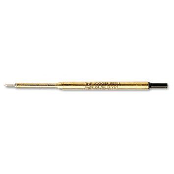 MMF Industries Refill Jumbo Jogger Pens, Medium, Black Ink