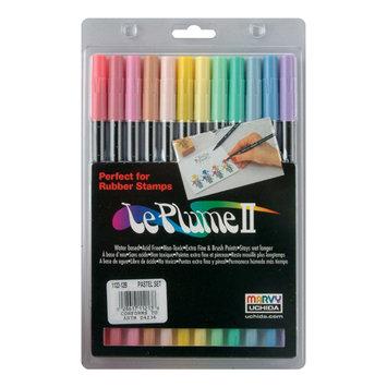 Leplume Ii Markers Set of 12, Pastel