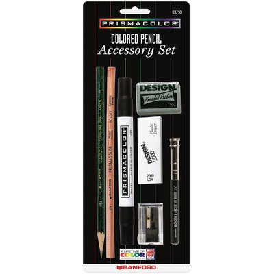 Prismacolor Colored Pencil Accessory Set-7 Pieces