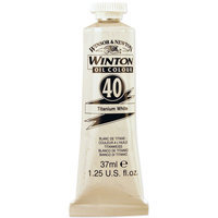Winsor & Newton Winton Oil - 200 ml - Titanium White