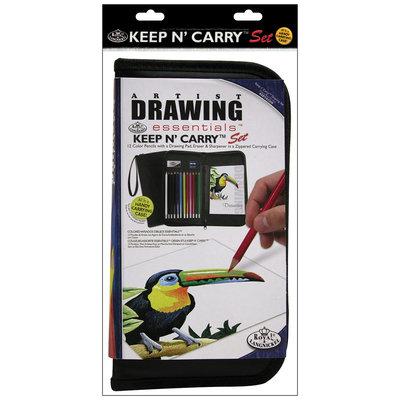Royal Brush Keep N' Carry Artist Set, Drawing
