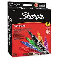 Kmart.com Sharpie Flip Chart Markers, Bullet Tip, Eight Colors