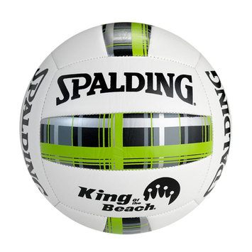 Spalding Plaid Volleyball - SPALDING SPORTS WORLDWIDE