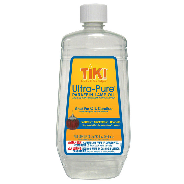Tiki 32 oz. Ultra Pure Oil - LAMPLIGHT FARMS INC