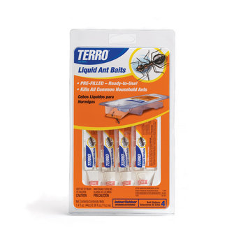 Senoret Chemical Company Inc. Terro Ant Killer II Liquid Baits 4 pk. - SENORET CHEMICAL COMPANY INC