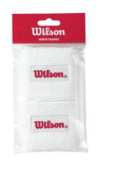 Wilson White Wristband - WILSON SPORTING GOODS COMPANY