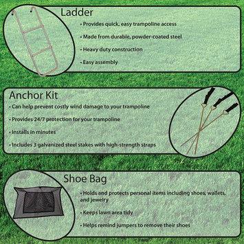 Propel Trampoline Accessory Kit - MOZIAN & ASSOCIATES, INC.