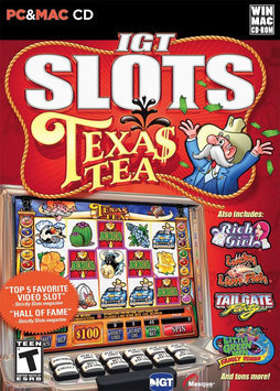 Masque Publishing IGT Slots: Texas Tea - MICROACE