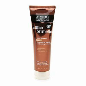 Brilliant Brunette Moisturizing Conditioner 8.45 Ounce - JOHN FRIEDA
