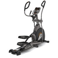 AFG 4.1AE Elliptical Trainer black 14