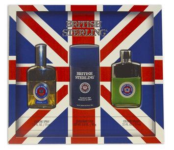 British Sterling 3 Piece Gift Set. - British Sterling