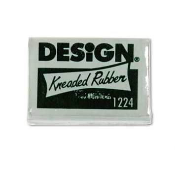 Sanford Design Kneaded Pencil/Art/Chalk Art Eraser, Rubber